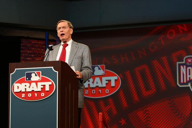 2012 MLB Draft Order: Date, Time, Live Stream and Full Order