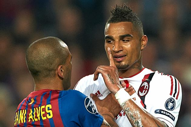 Chelsea vs. Barcelona: Why Dani Alves' Comments May Backfire on Him