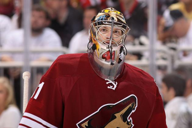 Mike Smith Injury: Updates on Coyotes Goalie's Head Injury