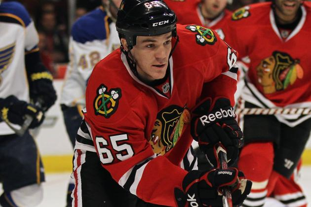 Blackhawks' Shaw Suspended Three Games