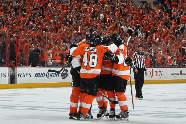 2012 NHL Playoffs: The Philadelphia Flyers Will Sweep the Pittsburgh Penguins