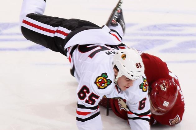Stanley Cup Playoffs: Brendan Shanahan Was Wrong to Suspend Andrew Shaw
