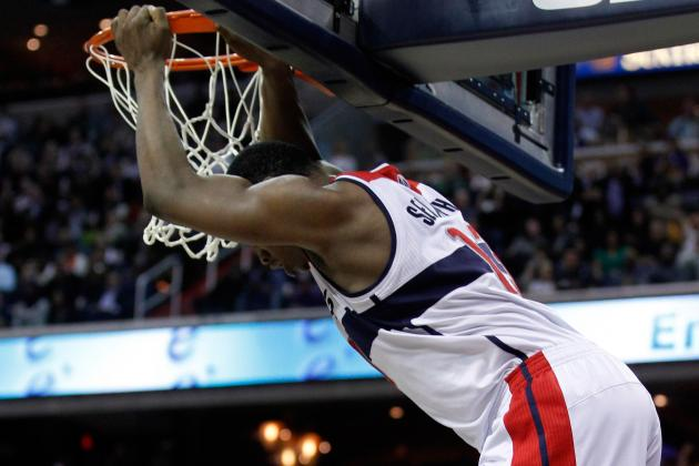 Washington Wizards: Kevin Seraphin Is Giving Hope to Wizards' Fans