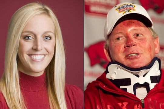 Bobby Petrino: Scandal Will Haunt Jessica Dorrell Much Longer Than Petrino