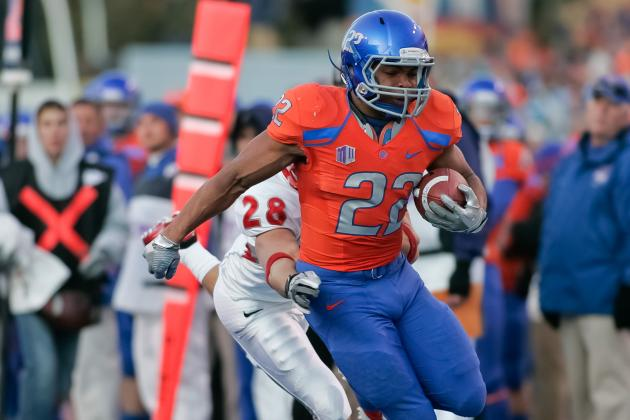 NFL Draft 2012: Doug Martin and 2nd-Rounders with Rookie-of-the-Year Potential