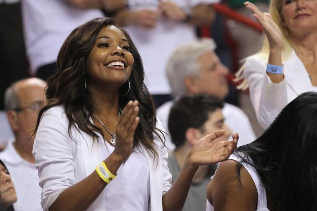 Gabrielle Union Can't Wait for the Heat to Unleash Eddy Curry in the Postseason