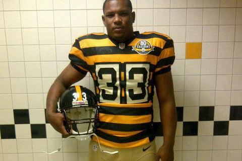 Breaking Down Pittsburgh Steelers' 80th Season Throwback Uniform