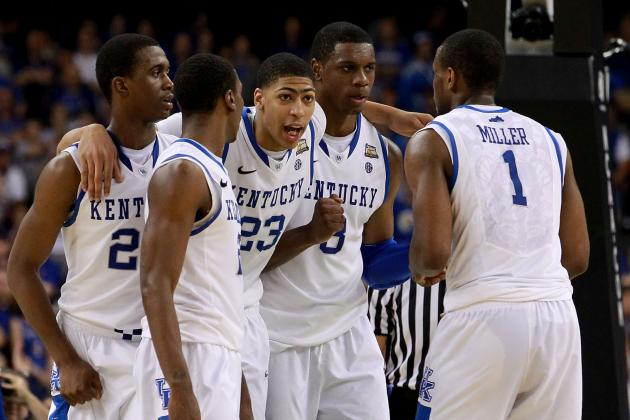 Kentucky Wildcats: Why I Love One-and-Done Basketball