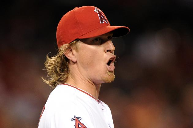 Los Angeles Angels of Anaheim Look to Have Two 20-Game Winners in 2012
