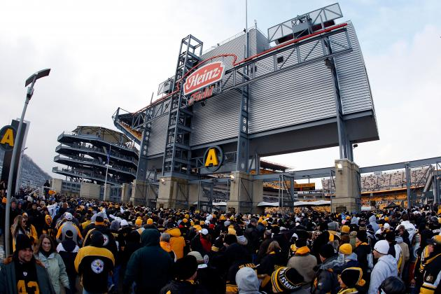 Pittsburgh Steelers 2012 Regular Season Schedule Unveiled