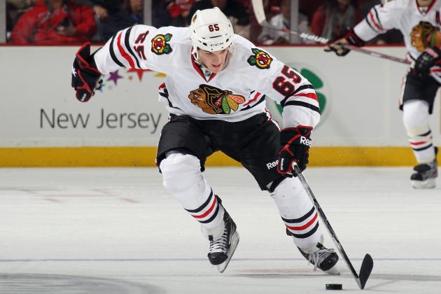 NHL's Suspension of Andrew Shaw Is Wrong