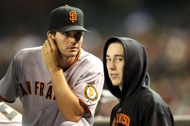 Tim Lincecum vs. Barry Zito: What to Make of SF Giants' Uncharacteristic Starts