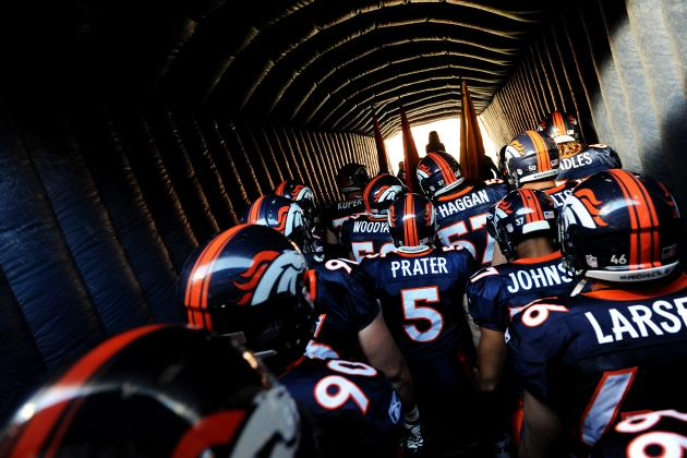 Denver Broncos: 2012 Schedule Features 5 Prime-Time Games