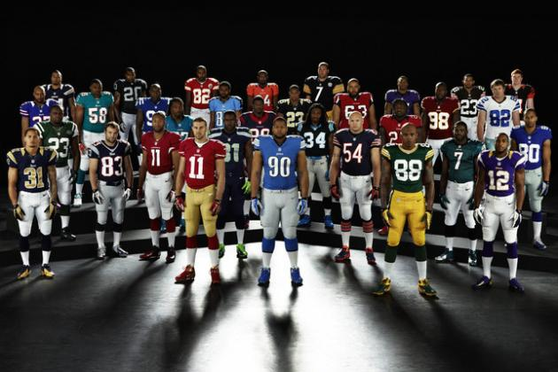 2012 NFL Schedule: League Releases Official Regular-Season Slate of Games