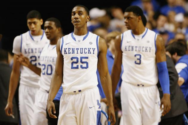 NBA Draft 2012: Anthony Davis and Kentucky Stars Officially Declare for NBA
