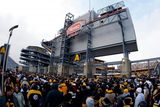 2012 NFL Schedule: Game-by-Game Breakdown of the Pittsburgh Steelers' Schedule