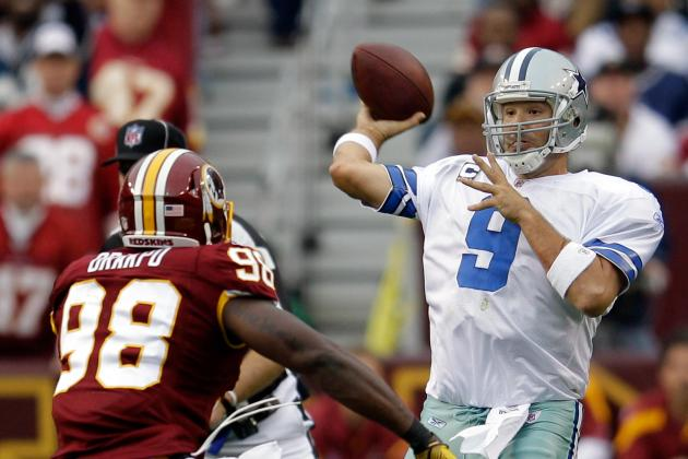 NFL Schedule 2012: Previewing Cowboys, Lions Thanksgiving Day Games