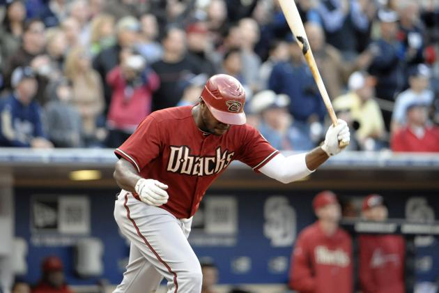 Arizona Diamondbacks: Chris Young's Hot Start Helps Cover Justin Upton's Injury