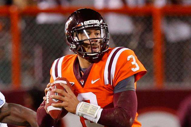 Virginia Tech Spring Game 2012 Preview: Will the Offense Continue to Improve?