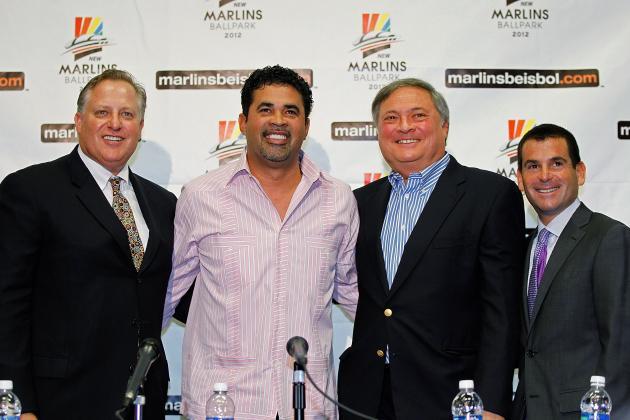 Miami Marlins President David Samson Promises Success...And Bikini Babes