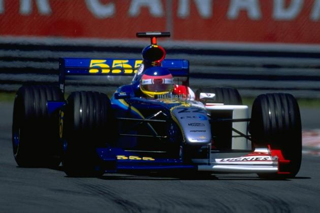 British American Racing in 1999: Debut Season That Was All Hype with No Results