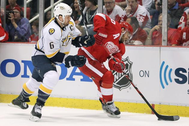 NHL Playoffs 2012: Please Get a Hold of Your Players, Brendan Shanahan!