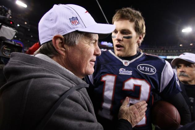 5 Things We Learned About the New England Patriots 2012 NFL Schedule
