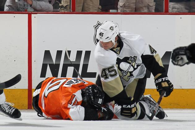2012 Stanley Cup Playoffs: Penguins' Arron Asham, James Neal Receive Suspensions