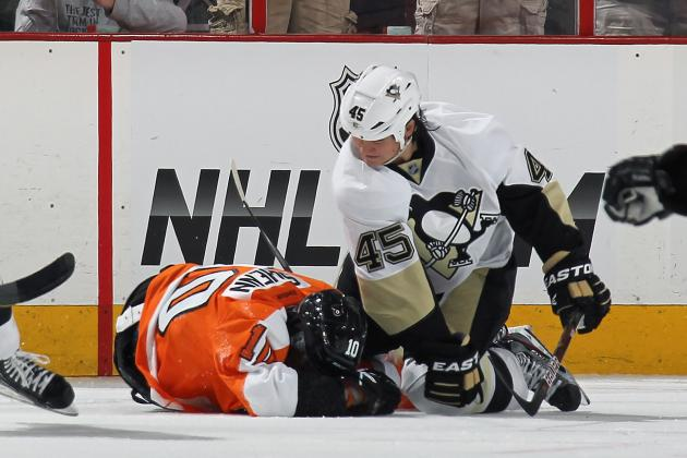 Pittsburgh Penguins: James Neal and Arron Asham Suspended for Sunday's Actions