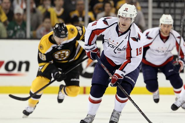 Washington Capitals Star Nicklas Backstrom Suspended for Game 4 vs Boston Bruins