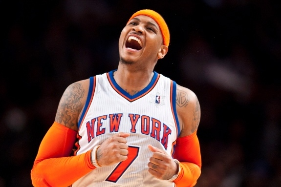 Knicks Keep Division Hopes Alive, Bury Celtics with the Long Ball at the Garden