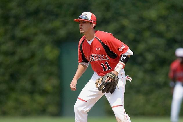 2012 MLB Mock Draft: College Stars on Track for All-Star Career