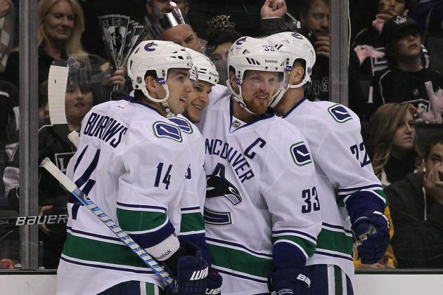 NHL Playoffs 2012: What Daniel Sedin's Return Would Mean to Vancouver Canucks