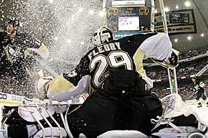 NHL Playoffs 2012: Penguins' Losses Are Not Marc-Andre Fleury's Fault