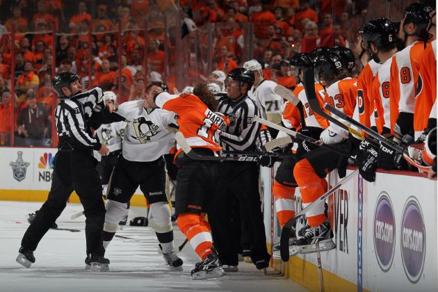 NHL Playoffs 2012: 3 Pittsburgh Penguins to Miss Game 4 vs. Philadelphia Flyers