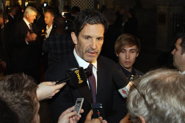 NHL Playoffs 2012: Brendan Shanahan Has Lost Control of the Players