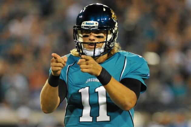 AFC South Advanced Stat of the Week: Jacksonville Jaguars