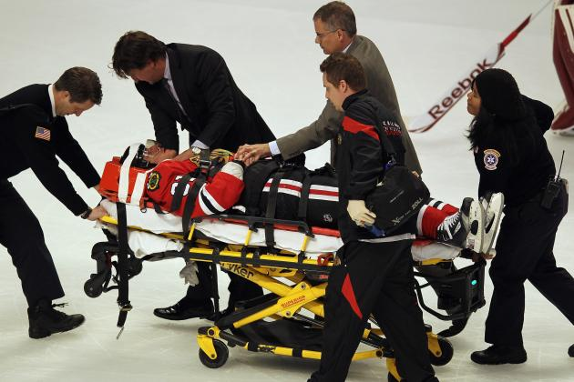 NHL Playoffs 2012: Raffi Torres Faces Lengthy Suspension for Hit on Marian Hossa