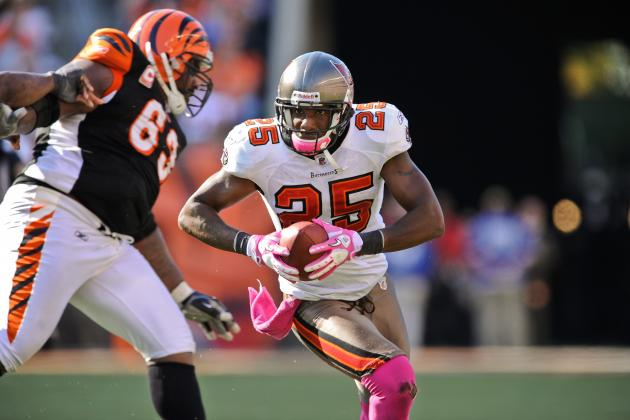 2012 NFL Draft Impact: Buccaneers Put Troubled CB Aqib Talib on Trade Block
