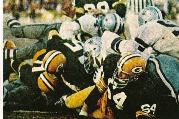 Jerry Kramer and the 1958 Draft Class of the Green Bay Packers