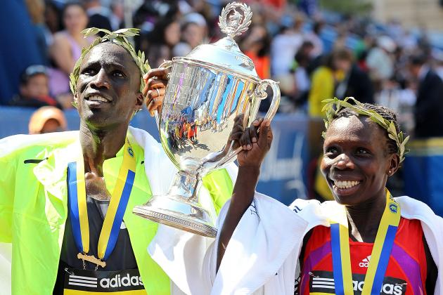 Boston Marathon 2012 Results: Breaking Down Celebrity Finishes and Top Times