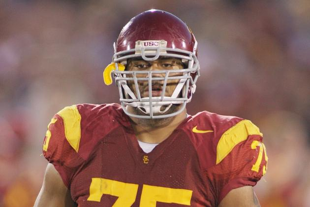 2012 NFL Draft: Could Matt Kalil Fall to the Cleveland Browns?