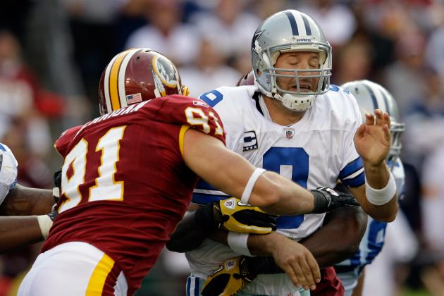 Washington Redskins and Dallas Cowboys Team Up for Penalties Arbitration