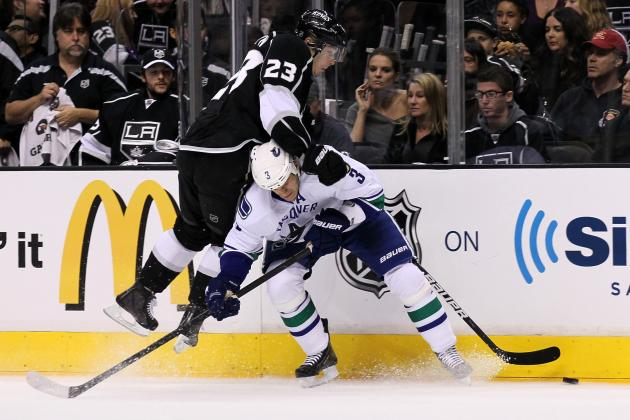 NHL Playoffs: Preview and Prediction for Game 4 of the Canucks vs. Kings Series