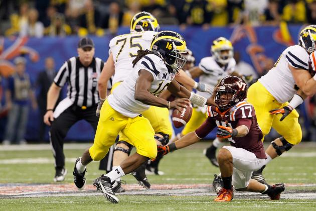 Michigan Football: Why Big Blue's Return to Glory Will Be Completed This Year