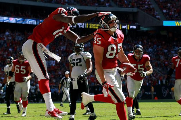 2012 NFL Draft: Houston Texans Must Replace Joel Dreessen