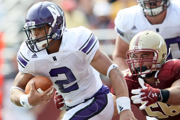 Big Ten Football Top 150 Players: No. 138 Kain Colter, Northwestern QB/RB/WR