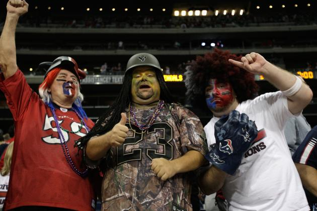 Houston Texans Schedule 2012: Predicting All 16 Games of Houston's Schedule