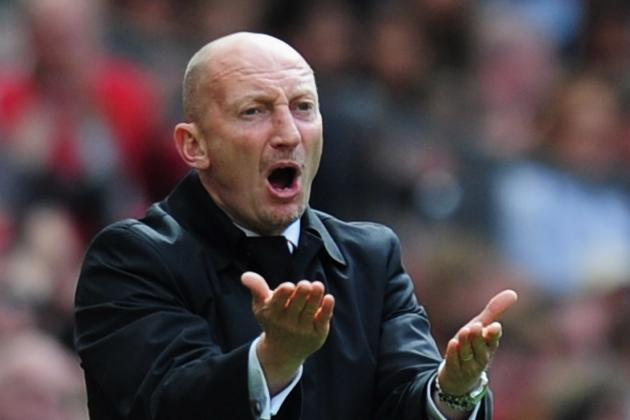 World Football Strange but True: Blackpool Manager Warned by Police over Cursing