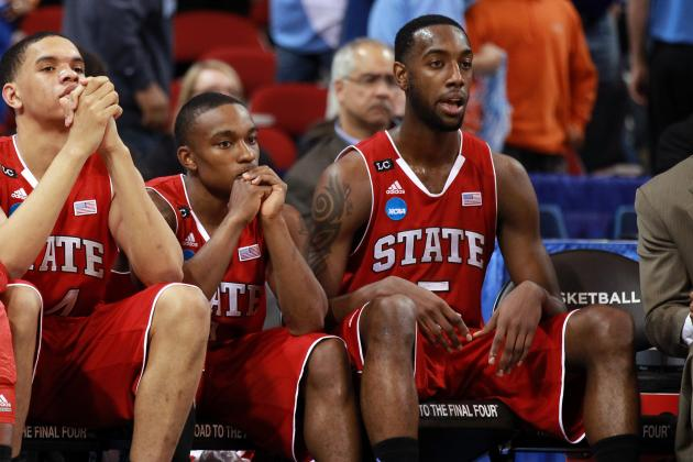 NC State Basketball: C.J. Leslie's Return Builds High Expectations for Wolfpack